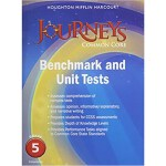 Journeys Benchmark and Unit Tests Student Edition Grade 5
