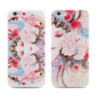 【全国包邮】hidog 苹果iPhone6s手机壳新款6s plus保护软套全包防摔中国风女潮