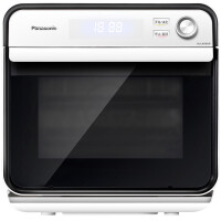 Panasonic/松下 NU-JK101W蒸烤箱家用台式蒸汽电烤箱炉二合一体机 内置LED灯