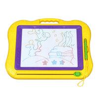 科博 儿童磁性塑料画板写字板宝宝彩色绘画玩具1-3岁以上学习画板 海洋磁性写字板A款