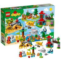 【当当自营】LEGO乐高 得宝系列 10907 环球动物