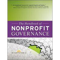 The Handbook of Nonprofit Governance [精装] [2010] B,The Hand