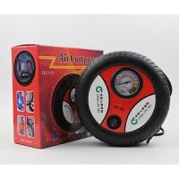 点烟器轮胎冲气机 汽车用品 车用打气泵 车载充气泵12V电动打气机