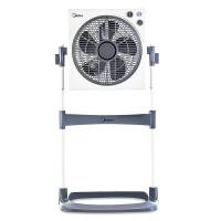美的(Midea)KYS30-5A 电风扇(双向导风轮 四档调节 自由升降 静音舒适)
