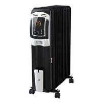 【当当自营】佳星(JASUN)JX-DF-250A7L-13 电热油汀取暖器 黑色