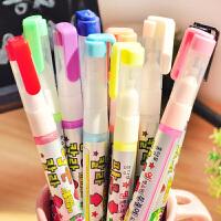 三年二班●韩国文具 创意神奇爆米花笔 泡泡笔 泡沫笔B 10色
