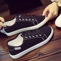 小白鞋学生白色运动鞋女帆布鞋女新款女鞋韩版平底休闲鞋