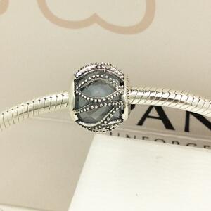 PANDORA潘多拉 交织的光环925银串饰791968CZ