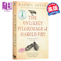 【中商原版】一个人的朝圣  英文原版英文版The Unlikely Pilgrimage of Harold Fry