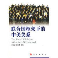 【二手书9成新】联合国框架下的中美关系,李铁城,钱文荣,人民出版社