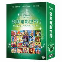 迪士尼儿童英语动画片英文原版电影动漫合集光盘DVD光碟片狮子王