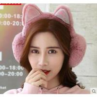 耳套保暖耳罩女冬季韩版可爱耳包耳暖护耳朵套毛绒耳捂送女友