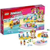 [当当自营]LEGO 乐高 Juniors小拼砌师系列 海滩假日 积木拼插儿童益智玩具10747