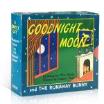 英文原版儿童绘本 A Baby's Gift Goodnight Moon and The Runaway Bunny