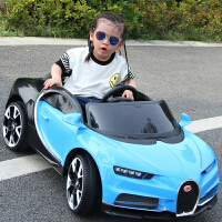 儿童电动车四轮汽车遥控玩具车可坐人小孩婴儿带摇摆宝宝童车