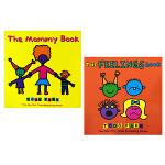 Todd Parr 英文原版绘本 5册合售 托德・帕尔 淘弟有个大世界 孩子的情商培养书系列