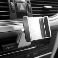 汽车车内口车载手机支架 卡扣式手机导航支架车用多功能通用型