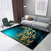 地毯客厅北欧抽象沙发茶几垫现代简约大地毯卧室房间家用满铺