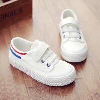 童鞋小白鞋男童布鞋女童帆布鞋儿童鞋子宝宝板鞋