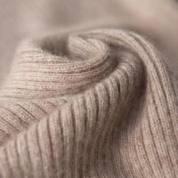 羊毛衫短款套头打底毛衣秋冬新款羊绒衫女半高领纯色修身针织