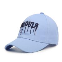 户外男女童遮阳帽子儿童时尚鸭舌帽宝宝带舌帽小孩棒球帽嘻哈帽