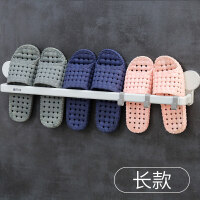 【新品特惠】浴室拖鞋架墙上免打孔架子卫生间鞋架收纳神器架子置物架壁挂沥水