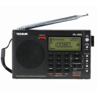 Tecsun/德生 PL-450 收音机PL450 全波段 数字 立体声 调频