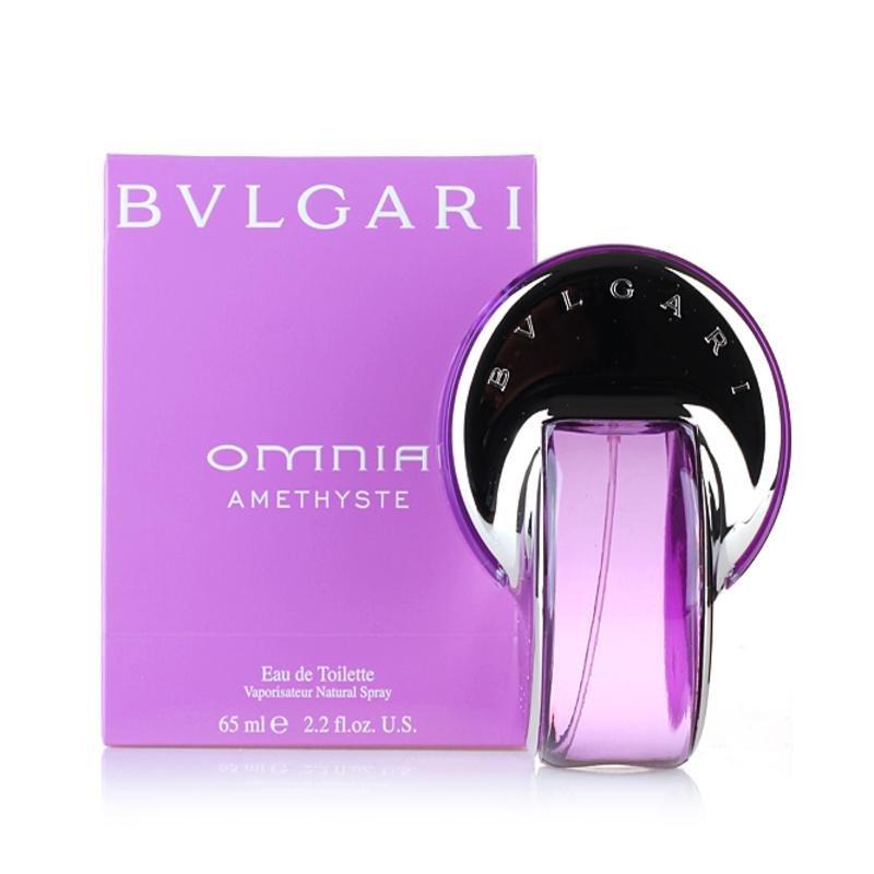 宝格丽(Bvlgari)紫晶纯香女士香水65ml 满100减5,满200减10
