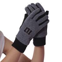 户外男女士运动加厚保暖情侣手套开车手套可爱加抓绒防寒手套