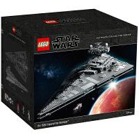 【当当自营】LEGO乐高 星球大战系列 75252 帝国歼星舰 小颗粒积木16岁+玩具收藏*