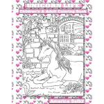 【预订】Unicorn Life Children's and Adult Coloring Book: Unicor
