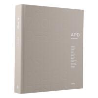 2018年平面设计年鉴 APD 14 亚太设计年鉴 品牌设计图书 标志设计 字体设计 包装设计 形象视觉设计  海报设计