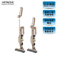 日立(HITACHI) 吸尘器 PV-XD4000C(T)炫棕 日本原装进口 无绳手持家用大功率轻巧吸尘器