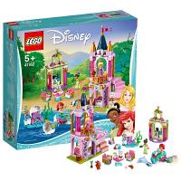 【当当自营】乐高LEGO迪士尼公主系列 41162 公主的皇家庆典