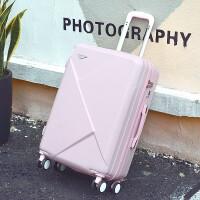 拉杆箱万向轮24寸皮箱子旅行箱26女行李箱扩展韩版学生密码箱20寸