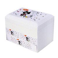 开馨宝全能型三抽屉储物箱/药箱/化妆箱/首饰盒(KXB-8811)