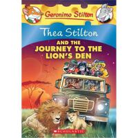 Thea Stilton and the Journey to the Lion's Den,Thea Stilton