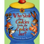 Who Stole the Cookies from the Cookie Jar? 谁从罐子里偷了饼干?(美国经典儿歌) ISBN9780694015153