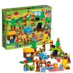 [当当自营]LEGO 乐高 duplo得宝系列 森林主题:野生公园 积木拼插儿童益智玩具 10584