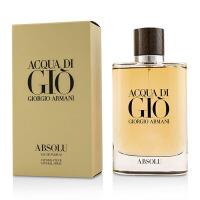 阿玛尼 Giorgio Armani 寄情水精纯男士香水Acqua Di Gio Absolu EDP 125ml