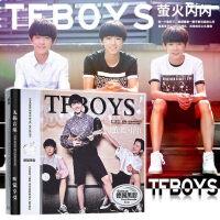 正版TFboys歌曲专辑cd 萤火 2017新歌+精选汽车载cd光盘音乐碟片