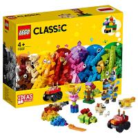 【当当自营】乐高(LEGO)积木 经典创意Classic 玩具礼物4岁+ 基础积木套装 11002