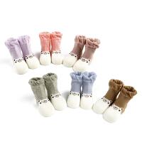 儿童袜子春秋婴儿袜夏薄松口6-12个月宝宝袜