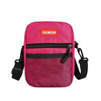小包包单肩包女士休闲户外运动背包竖款斜挎包斜跨旅游小包包男包