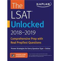 预订 LSAT Unlocked 2018-2019: Proven Strategies For,LSAT Unloc