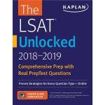 LSAT Unlocked 2018-2019: Proven Strategies For,LSAT Unlocke