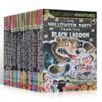 顺丰发货 英文原版绘本 黑潭小学 Black Lagoon Adventures系列 27本全套装书籍 桥梁章节小说书