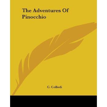 【预订】The Adventures of Pinocchio 预订商品,需要1-3个月发货,非质量问题不接受退换货。