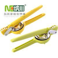 纳川牌高品质手动榨汁机-绿色