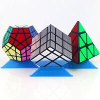 圣手异形魔方金字塔三角镜面五魔方十二面体套装全套顺滑比赛专用